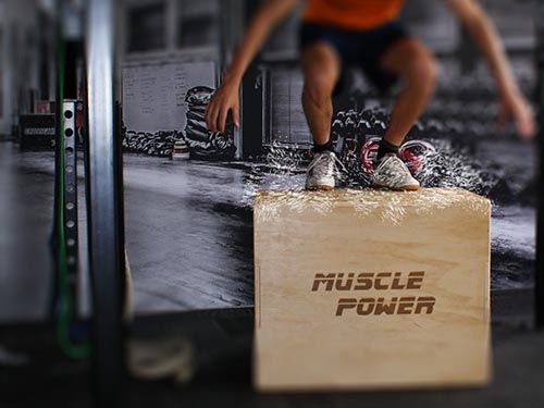 De Plyo box: de ideale Crossfit tool!