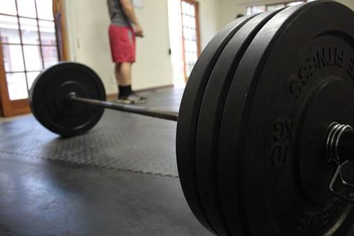 CrossFit bars en plates