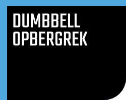 Dumbbell Opbergrek