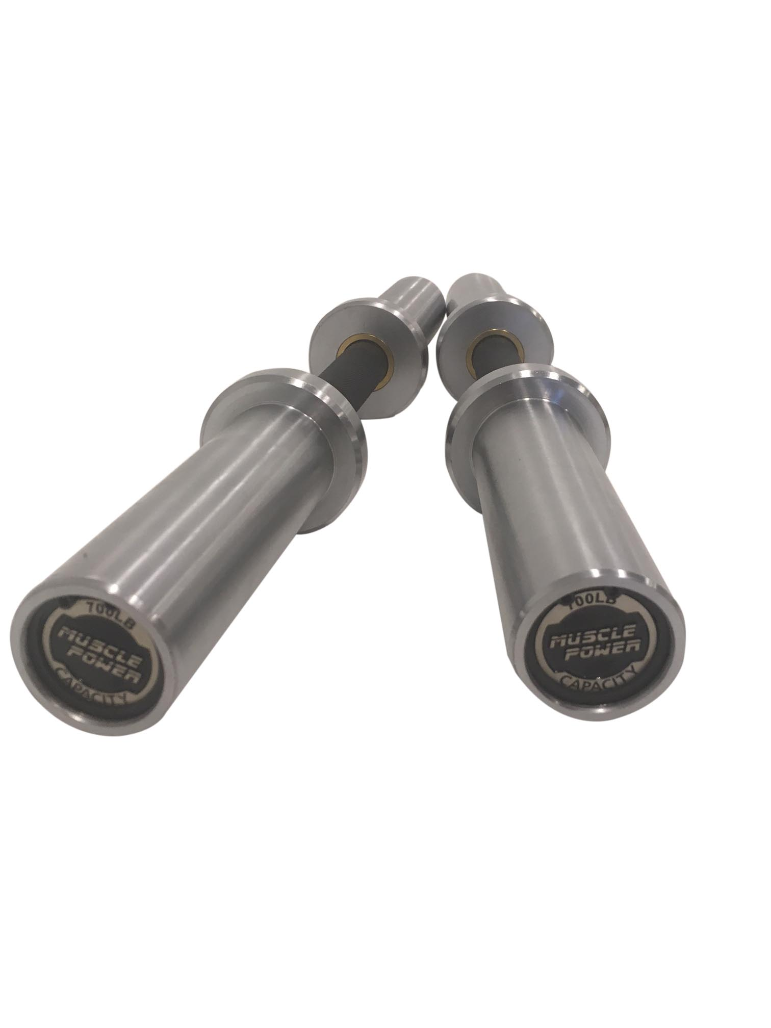 Dumbbell bar set