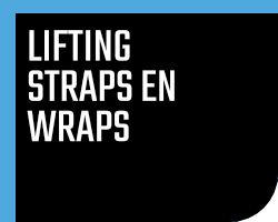 Lifting straps en wraps