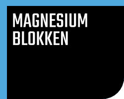 Magnesium Blokken