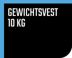 10kg Gewichtsvest