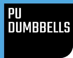 Ronde (PU) Urethaan Dumbbellset