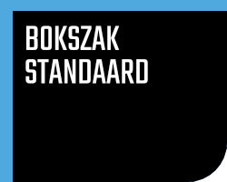 Bokszak standaard