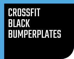 Crossfit Black Bumperplates