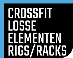 Crossfit Rigs - Losse Elementen