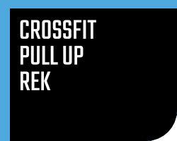 Crossfit pull up rek