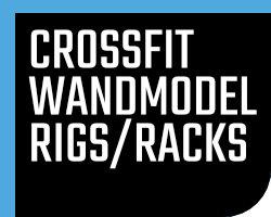Crossfit Rigs - Wand Modellen