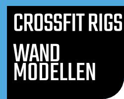 Crossfit Rigs-Wandmodellen