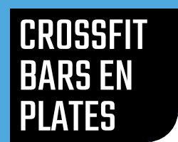Crossfit Plates en Bars