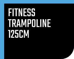 Fitness Trampoline 125cm