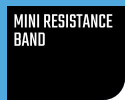 Mini resistance band