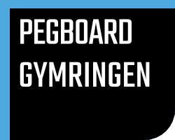 Peg Board / Gymringen