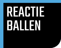 Reactieballen