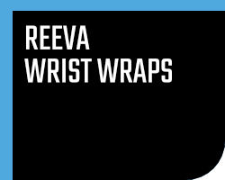Reeva Wrist Wraps pink/grey/blue