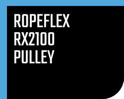 Ropeflex RX 2100 pulley