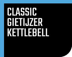 Classic / Gietijzer Kettlebell