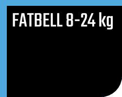 Fatbell 8-24kg