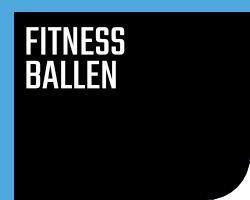 Fitnessballen