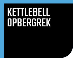 Kettlebell Opbergrek