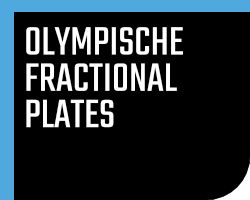 Olympische Fractional Plates