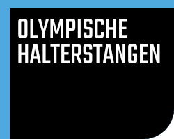 Olympische Halterstangen
