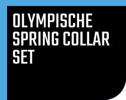 Olympische Spring Collar Set