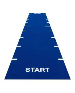 Heavy Sprinttrack Start & Finish Blauw