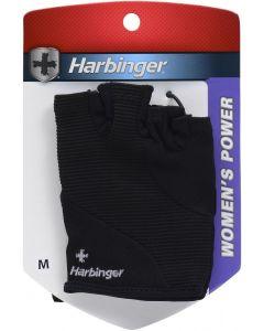 Harbinger Womens Power StretchBack Fitness Handschoenen