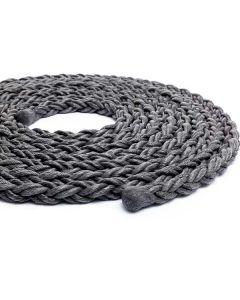 Battle Rope 15 meter, zwart MP1500