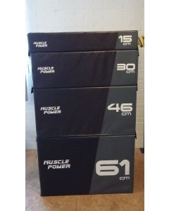 Safe plyo box set MP1066