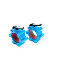 MP843 Alu Olympische collar set, Blauw