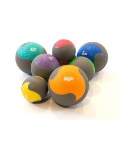 Rubber medicijnballen 1kg 2kg 3kg 4kg 5kg 6kg 8kg en 10kg per stuk leverbaar MP1006