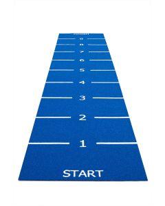 Stockz-Track 2 meter breed 10 meter met markeringen