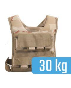 Gewichtsvest 30 kg MP1219-camou