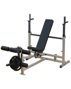 De Body-Solid GDIB46L PowerCenter Combo Bench