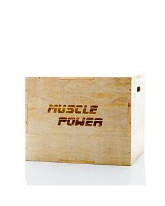 Houten Plyo Box MP1056