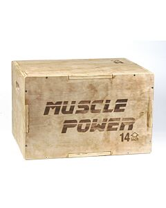 Plyo box hout klein MP1062