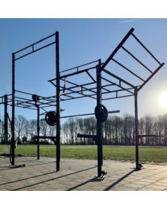 Crossfit Station Losstaand MP215 - Outdoor