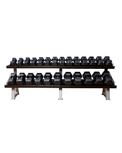Dumbbellrek Heavy 2- laags MP944