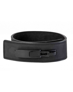 Reeva Black Leather Lifting Belt