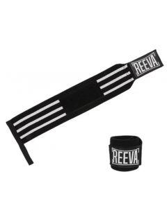 Reeva Elastic Wrist Wraps