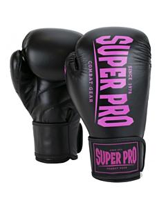Super Pro Combat Gear Champ zwart-roze
