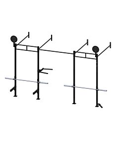 Crossfit Station wandmodel indoor MPPC-1114-0001