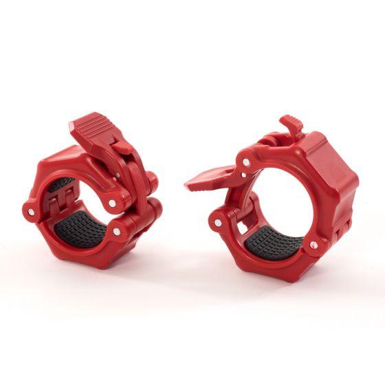 Quick Lock Collar set rood
